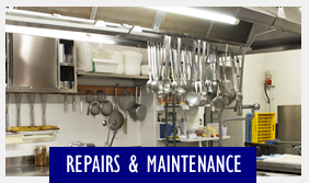 Kitchen - Commercial Cooking Equipment Repair